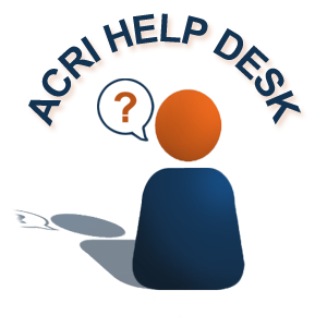 Acri Community Realty Help Desk - Always Open 24-7